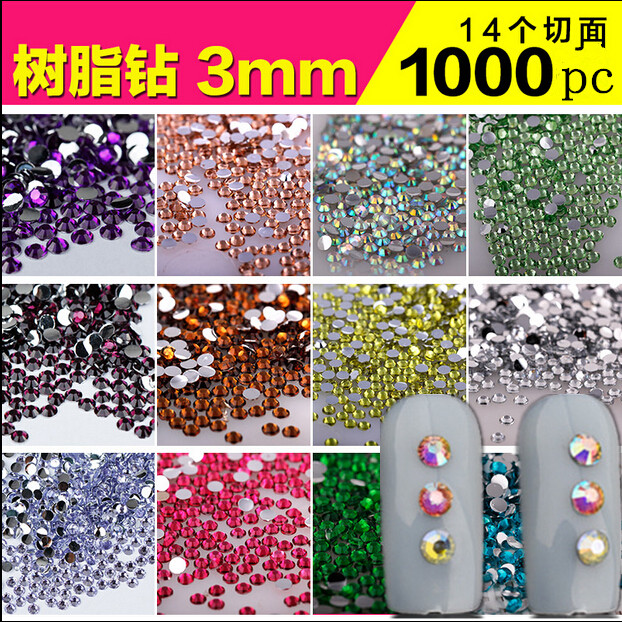 Free shipping 2015 New Fashion Nail polish sticker decals explosion models white lace with diamond 16 colors to choose a kind