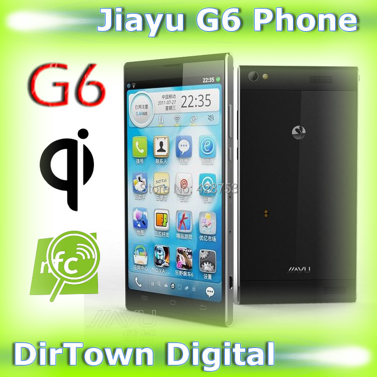 China New Year Sale Jiayu G6 5.7'' Gorilla Glass FHD Screen 1080P MTK6592 Octa Core 2G RAM 32G ROM Android 4.2 Cellphone NFC(China (Mainland))