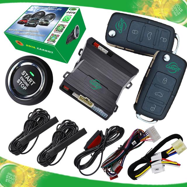 Aliexpress Com   Buy Smart Car Alarm Rfid Car Security