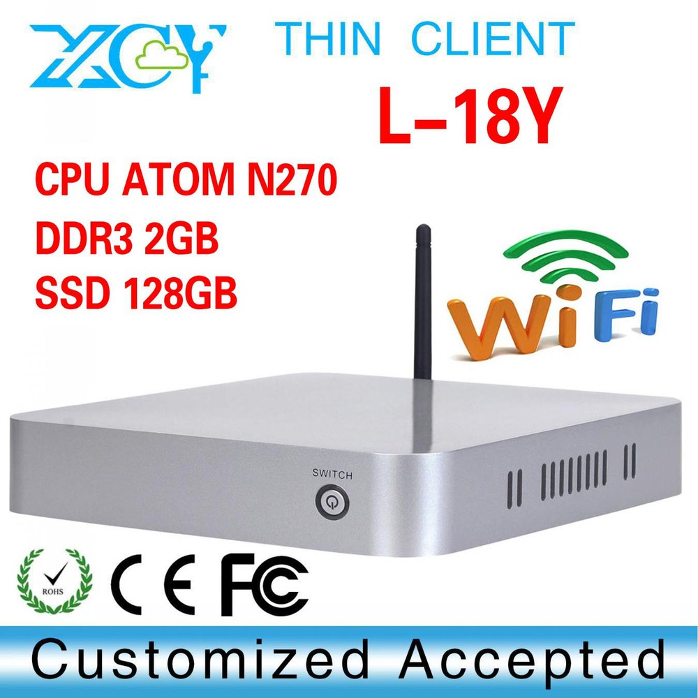 The cheapest!! XCY L-18Y Ultra win7 computer diary computer wireless thin client networking(China (Mainland))