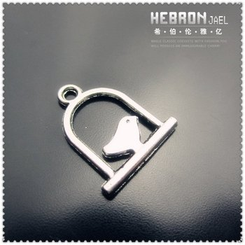 15*12 mm Free ship Tibetan Silver (200pcs) Zinc Alloy Jewelry Accessories Classic Bird Charms(3888#)
