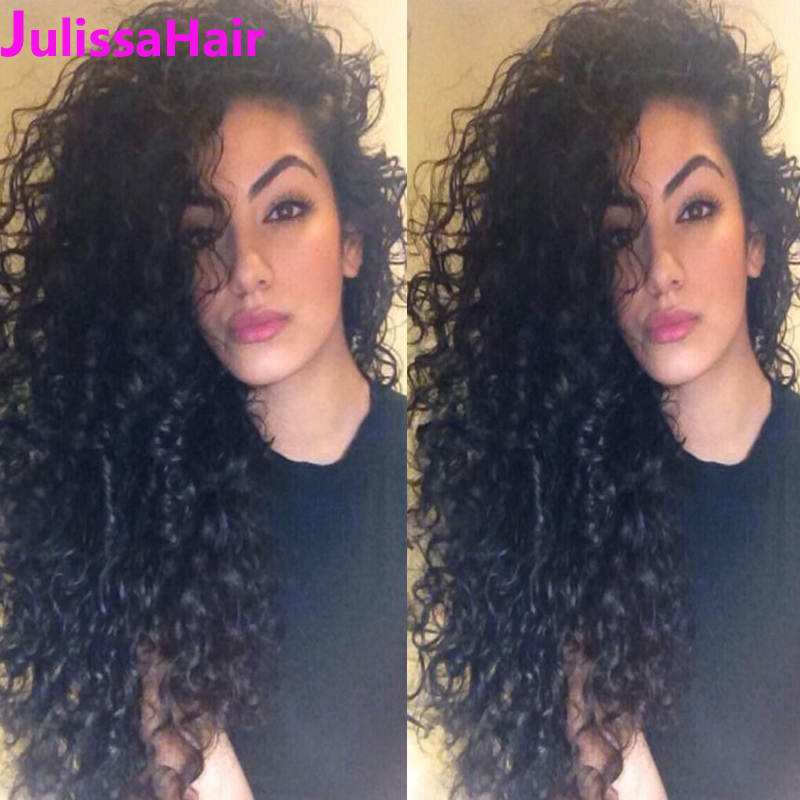 Malaysian Curly Hair 3pcs lot Deep Wave Malaysian Virgin Hair Bundles 8-30 inch Natural Black Vip Beauty Malaysian Curly Hair 1B<br><br>Aliexpress