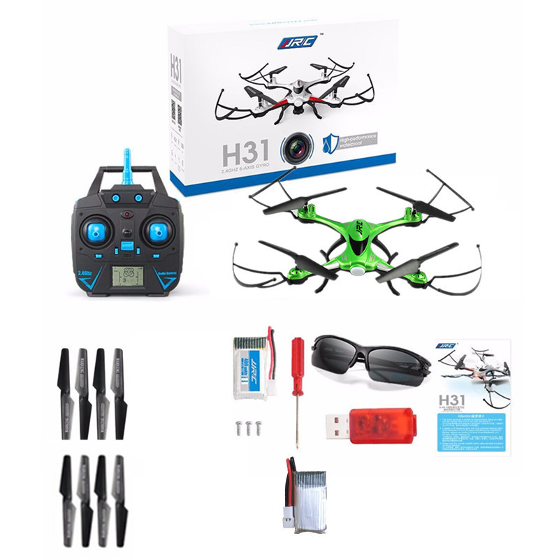 JJRC H31 RC Drone Waterproof Resistance RC Quadcopter Helicopter To Fall Headless Mode Quadrocopter One Key Return 4CH Drones(China (Mainland))