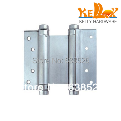 high quality stainless steel door hinge high strenth double spring hinge(China (Mainland))