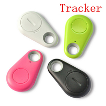 2015 Hot Smart Tag Bluetooth Tracker Child Bag Wallet Key Finder GPS Locator Alarm 4 Colors5137