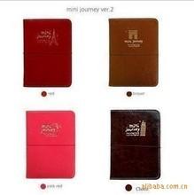 2015 Artesanato канцелярские товары файл корея монополия короткое паспорт пакет корейский мода документ путешествия зажимной втулкой