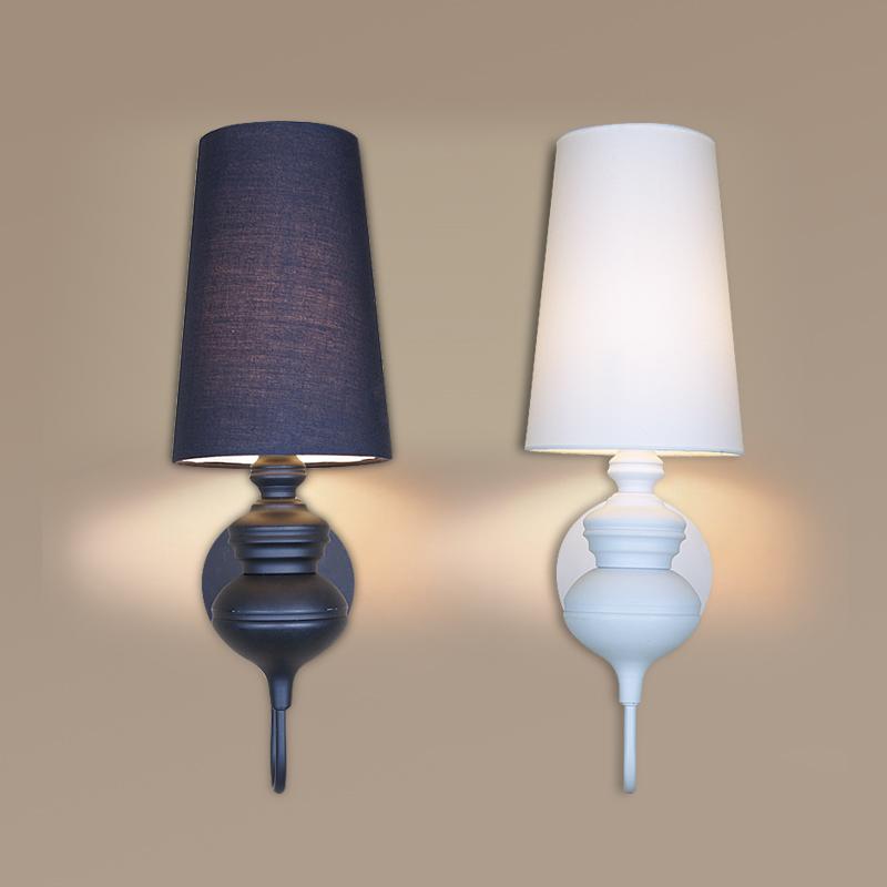 Modern Home Furnishing Wall Lamp study bedroom bedside lamp lights Nordic stair corridor guard(China (Mainland))