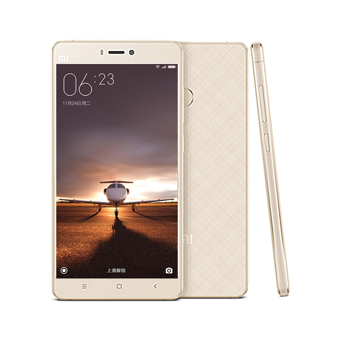 Original Xiaomi 4S 5.0 inch Snapdragon 808 Six Core 1.8GHz MIUI 7.0 OS RAM: 3GB ROM: 64GB 4G LTE WCDMA Phone Call Tablet PC