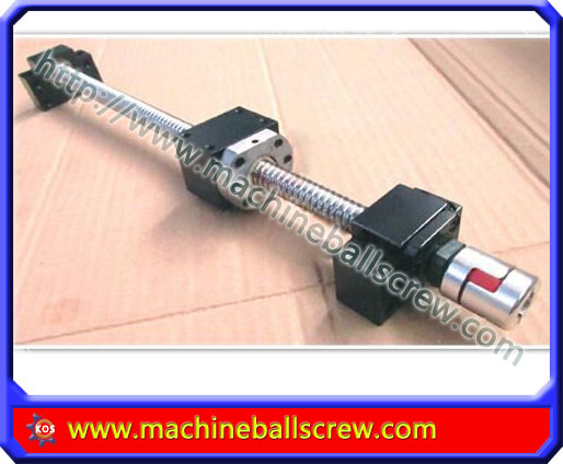 1605 ball screw nut L=1000mm+BK12/BF12+6.35*10mm couplers - kong ke's store