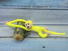 popular Monkey Plush Doll Toys curtain buckle one piece free shipping 70cm