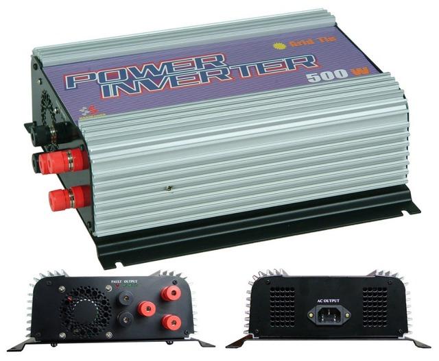Free shipping,500W Wind Power Grid Tie Inverter,grid tie inverter,power inverter(SUN-500G-WAL),MPPT Function