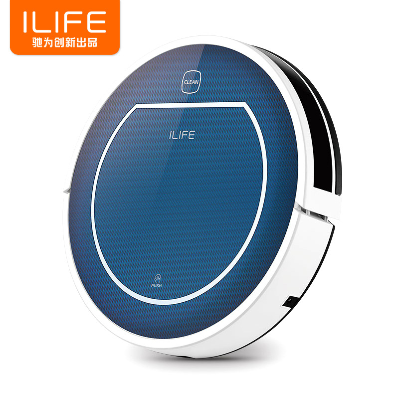 DHL freeshipping Bluetooth Mini Robotic Vacuum Cleaner for Home APP Bluetooth Remote Control(China (Mainland))