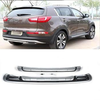 11-14 PP Car front and rear bumper cover ,custom bumpers guard for KIA(Fit for Sportage R 11-14)