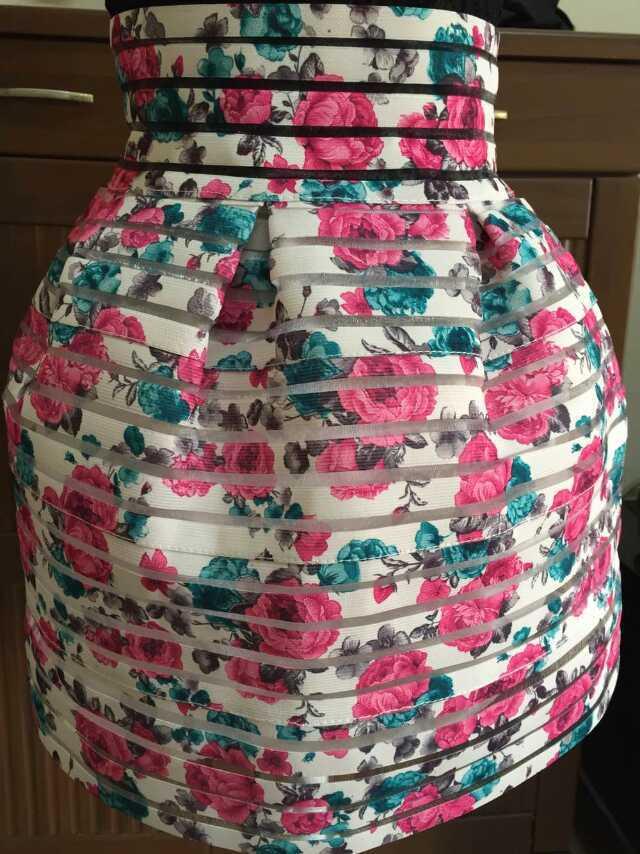 Женская юбка Brand new 2015 футболка стрэйч printio тортик