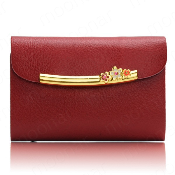 Lock stock Business Credit Card Holder Bags Leather Bank Card Bag 26 Card Case ID Holders Business Card Wallets X*USB530(China (Mainland))