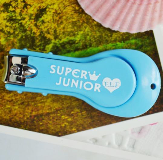 KPOP Manicure pedicure superjunior sj Nail scissor...