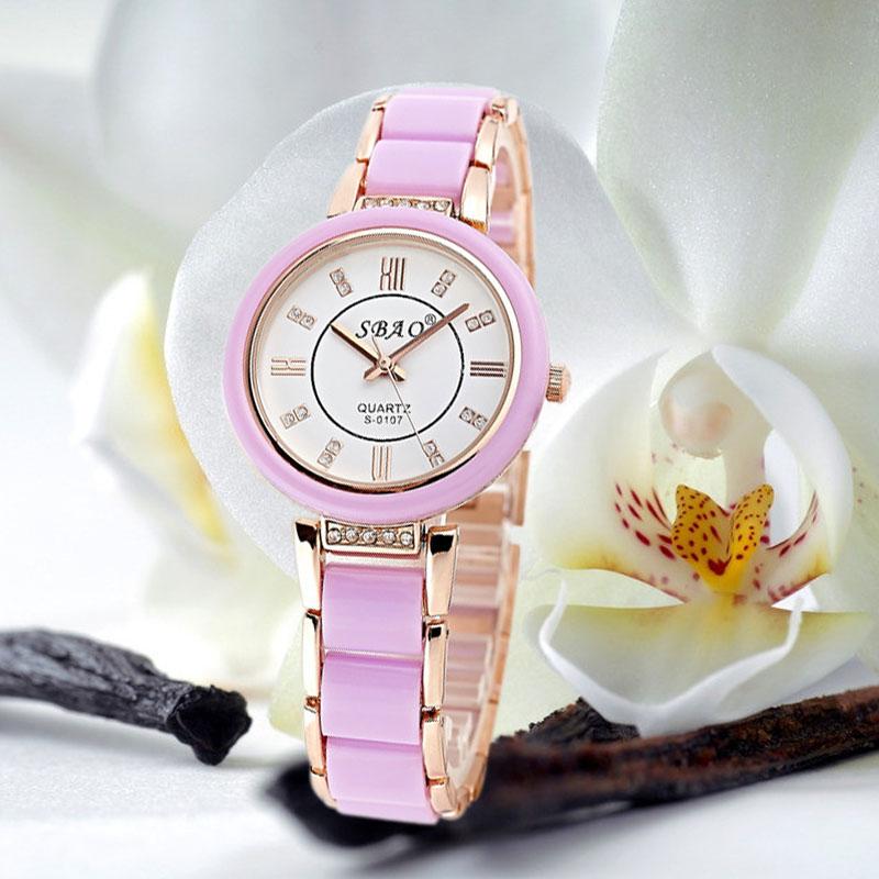 Купить Roxar часы наручные керамика LK003-3 Time007