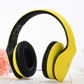 2016 Headphone Foldable Wired Stereo Sport Headphones Music Headset with 3 5mm AUX Noise Canceling Earphone