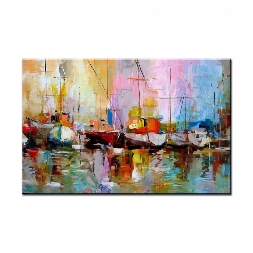 NEW 100% hand-painted Free shipping famous oil painting high quality Modern artists abstract painting WX15041504(China (Mainland))