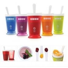 450 мл Zoku фруктовый сок коктейль чаша своими руками молочный коктейль чаша мороженое машина фрукт коктейль чаша кулинарные принадлежности