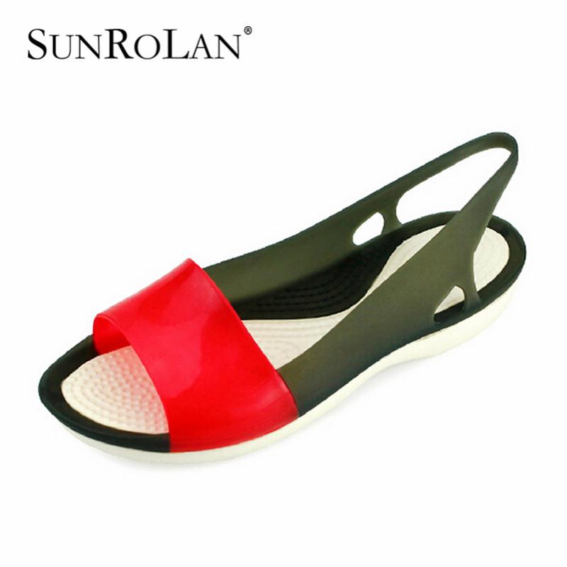 Promoci n de mulas sandalias de las mujeres compra mulas for Agujeros femeninos