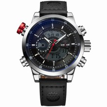 Relogio masculino LED watch WEIDE Men s Casual Wristwatches Military Watches Men Sports Quartz Digital Watch
