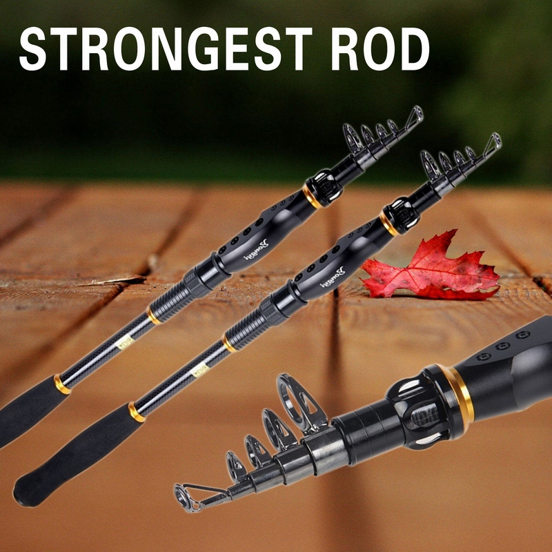 Buy strongest fishing rods surf rods for Best telescoping fishing rod