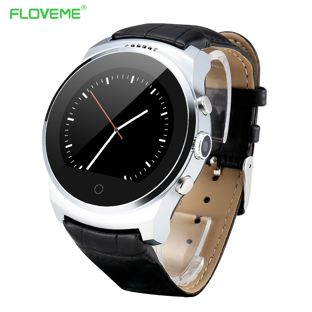 product FLOVEME Fashion Wearable Smart Watch C8 Electronic Device <font><b>Answer</b></font> Dial Call Reloj Intelligent On Wrist Passometer For Android