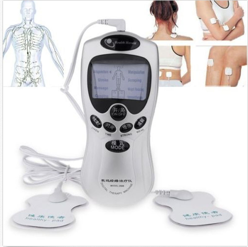 Tens Digital Therapy Machine Full Body Massager Muscle Pain Relief Acupuncture G(China (Mainland))