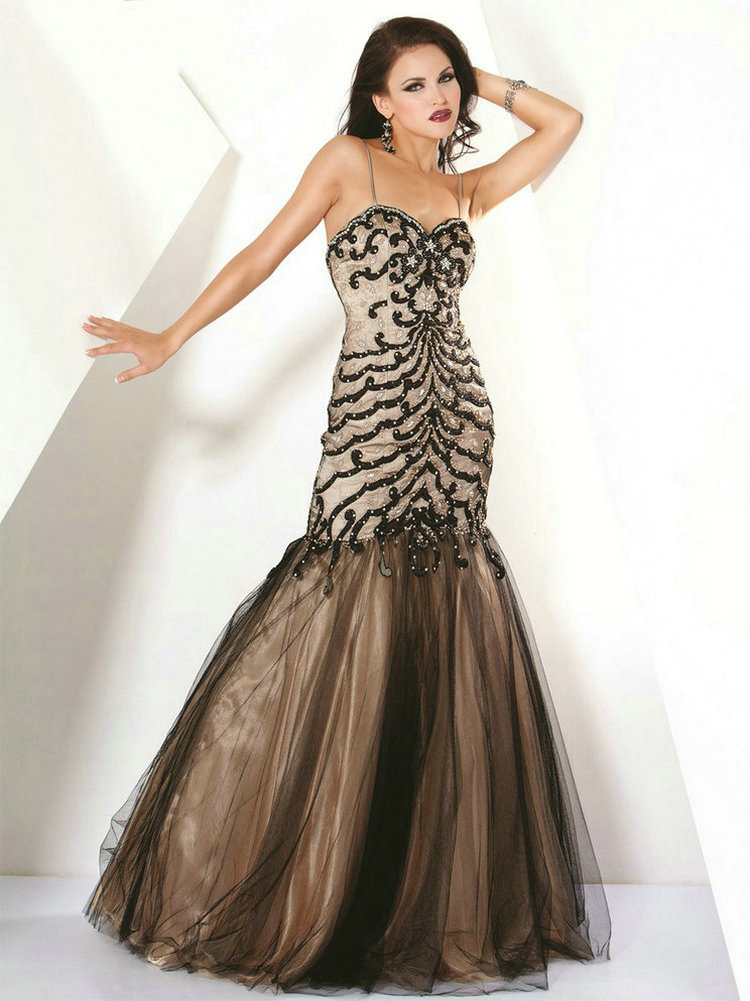 Long Party Wear Gowns Online Shopping - Formal Dresses