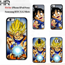 New Dragon Ball Z Ball Mobile Phone Case Cover For iphone 5s 6s plus Samsung S3 S4 S5 S6 edge S7 Sony Z3 X XA Xiaomi remi Note2