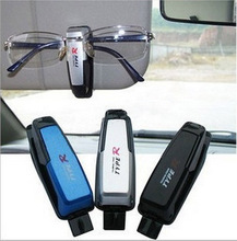 new 2014 Fashion Car Vehicle Sunglasses visor clip Eyeglasses Holder for ford focus 2 3 chevrolet mazda 3 kia volkswagen