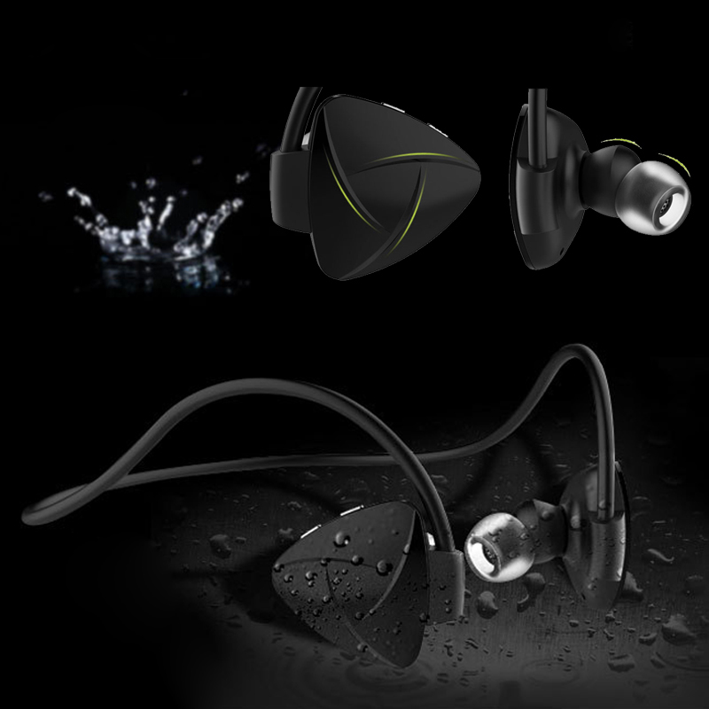 SH03D Wireless Bluetooth 4 0 Stereo Headset In ear Handsfree NFC Earphone Sports Headphone Self Timer