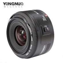 Buy IN STOCK! YONGNUO Lens YN35mm F/2 Large Aperture Fixed Auto Focus Lens Canon DSLR Camera 5Ds 5Dr 7D,35mm f2 for $92.85 in AliExpress store