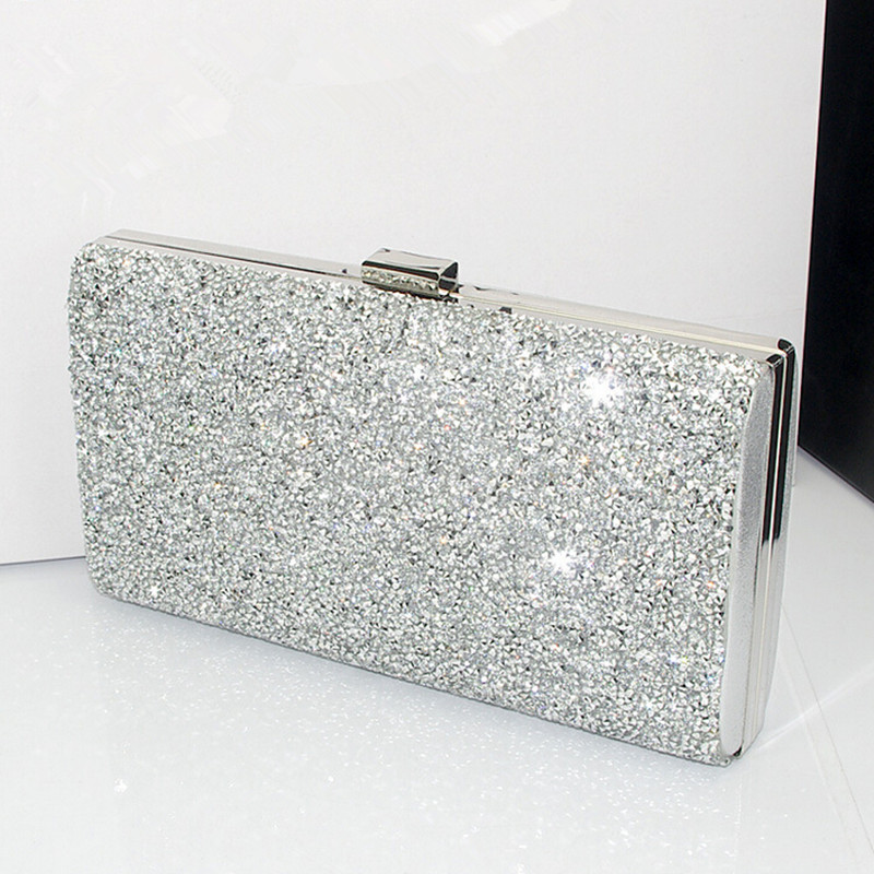 Compare Prices on Clutch Silver Bags- Online Shopping/Buy Low ...