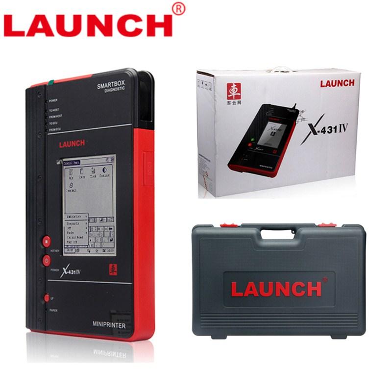100% Original Launch X431 Master IV X431 IV X-431 IV Master Auto Diagostic Tool Update via Internet Free Shipping(China (Mainland))