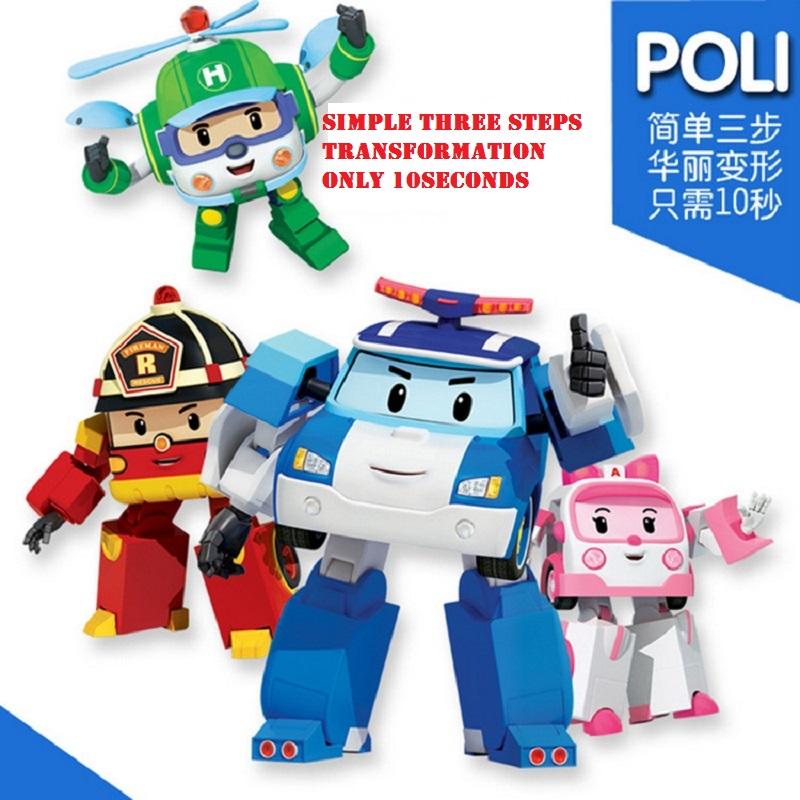 popular robocar poli toy buy cheap robocar poli toy lots. Black Bedroom Furniture Sets. Home Design Ideas