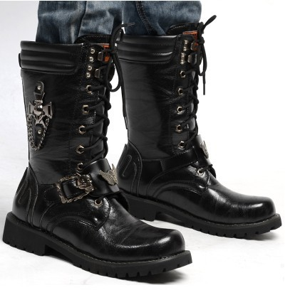 Mens Combat Boots For Sale