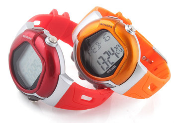 Pulse Heart Rate Counter Calories Monitor Sport Watch Men Women Sports Watches #3580