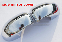 Buy Car accessories side mirror cover rearview mirror cover trim JEEP COMPASS 2011 2012 2013 2014 2pcs per set for $30.93 in AliExpress store