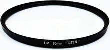 95mm Camera UV Filter With Color Package For Camera Lens
