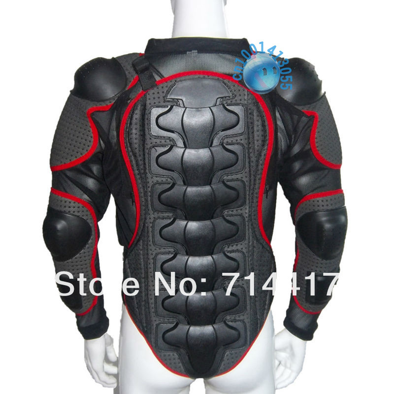 Full body Kids adults IMPACT Armor Skiing Skating , Motocross,motorcycle jacket Spine Elbow Chest Guard Mesh cloth flexibility(China (Mainland))