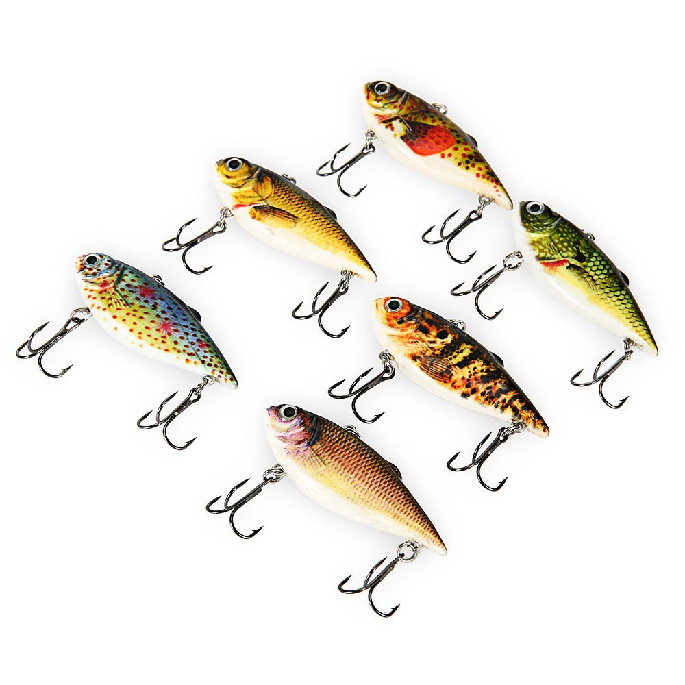 Pro bass lures for I fish pro