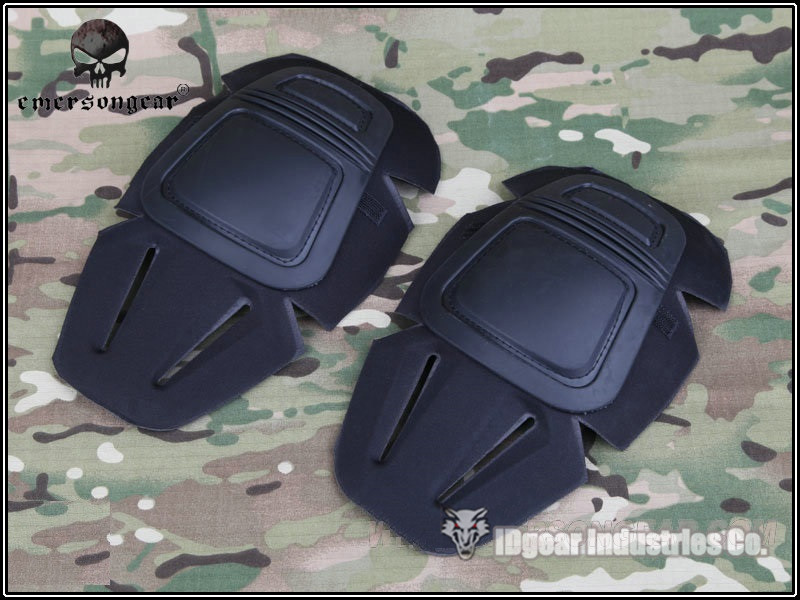 Emerson G3 Protective Knee Pads Black 7066A(China (Mainland))