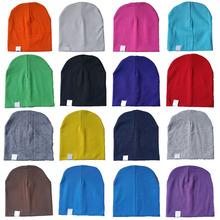 2015 Hot Sale Unisex Baby Beanie Hat Cap Children Accessories Cotton Soft Cute Hat Toddler Boys & Girls kids Hat Cap S4000