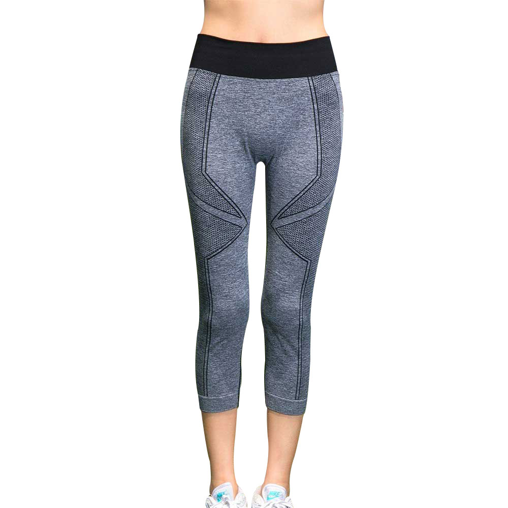 Women Elastic Running Tight Running Trousers For Women Professional Running Gear Legging Compression Pants For Training Sports(China (Mainland))