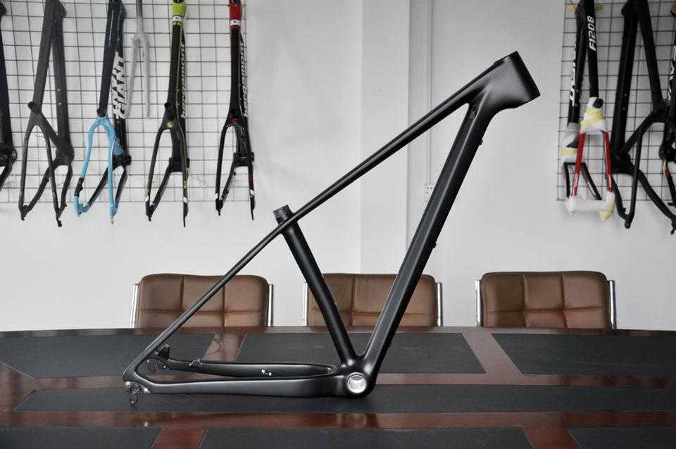 29-inch Bike Frame Barrel Axis Interchangeable Traces of Carbon Fiber Bike Frame Road Bike Mtb Bike Cycling Frame 29 Inch P210<br><br>Aliexpress
