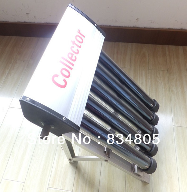 Mini solar water heater vacuum tube collectors(China (Mainland))