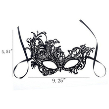 Eye Mask Sexy Lace Venetian Masquerade Ball Halloween Party Fancy Dress Costume 6MKB(China (Mainland))