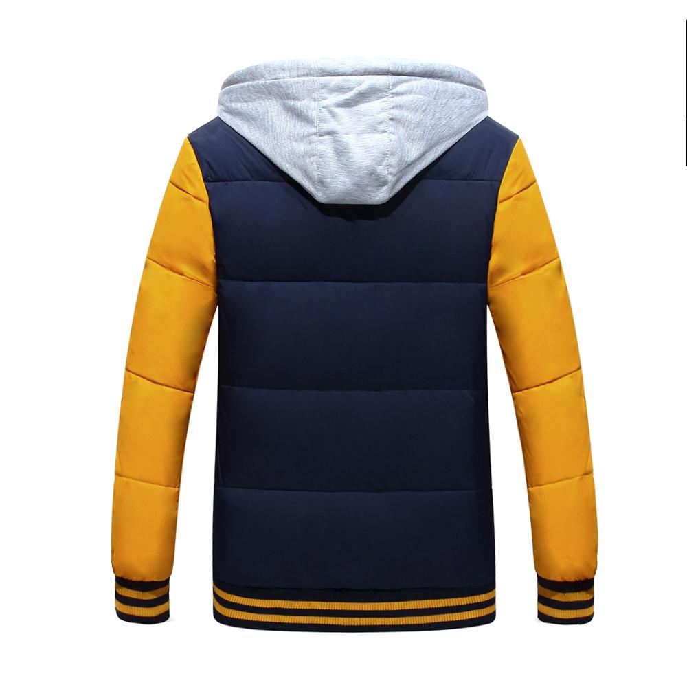 Free shipping 2015 Hot sales chaqueta hombre men s winter clothes jacket Down jacket cazadoras hombre